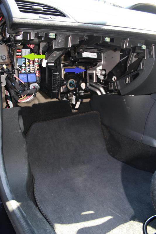 2015 Renault Master Fuse Box Location