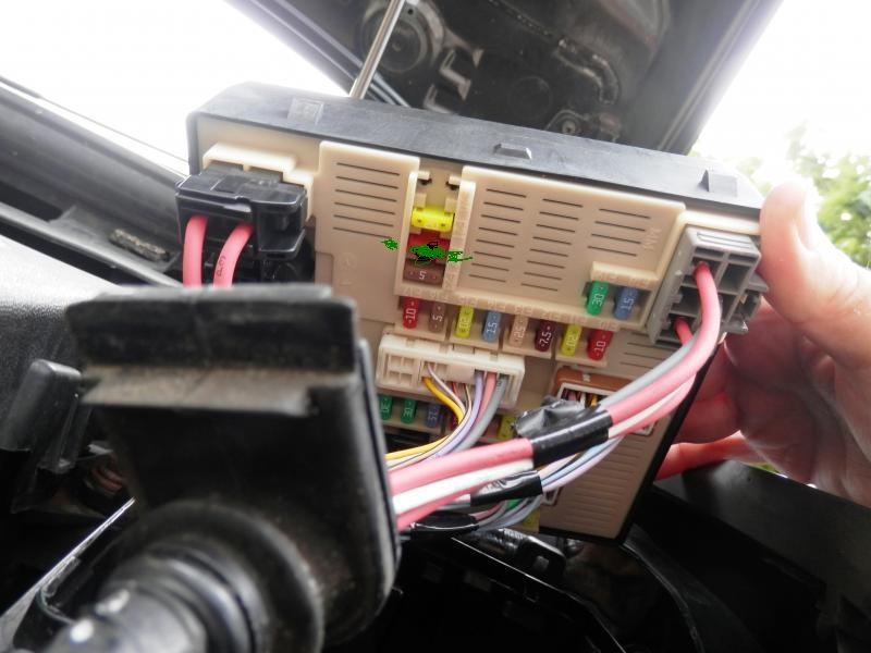 Ac Fuse Box Wiring Basic