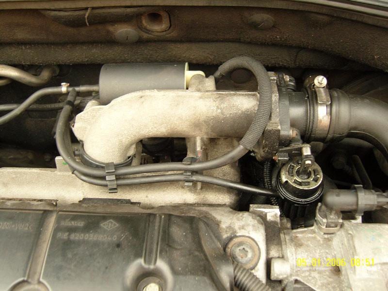 Turbo Wastegate Actuator/Vacuum 1,9 Dci Laguna | Independent Renault