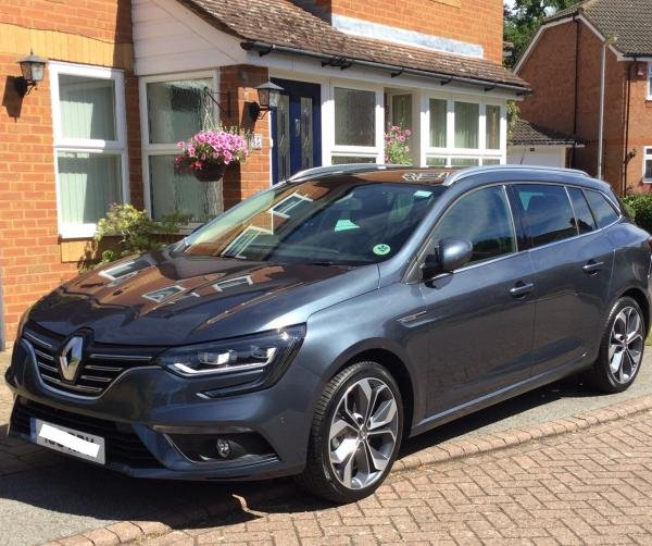 Showcase cover image for Bertone136's 2017 Renault Megane Sports Tourer