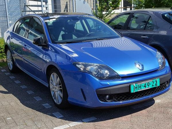 Showcase cover image for Evert's 2009 Renault Laguna GT