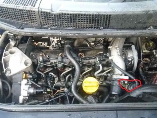 Megane 1 9 DCI Oil Leak after new turbo | Independent
