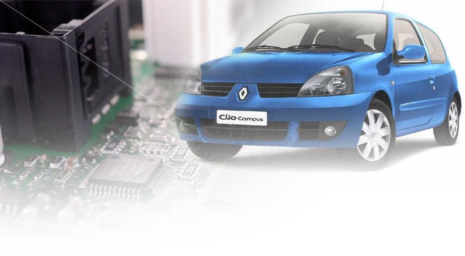 Clio 2 UCH Body Control Module Repair - Fault with Indicator, Wipers
