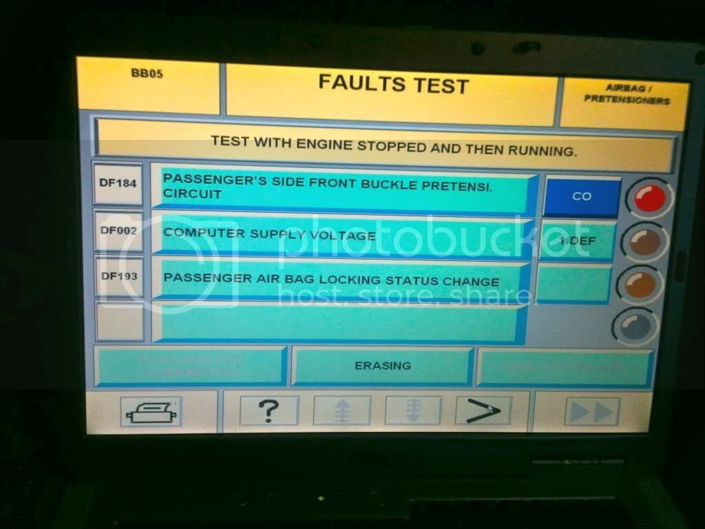 Clio airbag fault | Independent Renault Forums